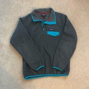 Women's Patagonia Snap Fleece Pullover
